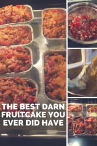 A lighter-tasting alternative to darker fruitcake recipes.