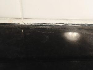 replacing grout caulk recaulk recaulking caulking kitchen