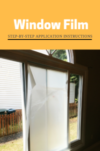 Need to hide a less-than-ideal view?  Want a little more privacy but don't want a fussy window treatment?  Click here to see if a window film might be right for you!