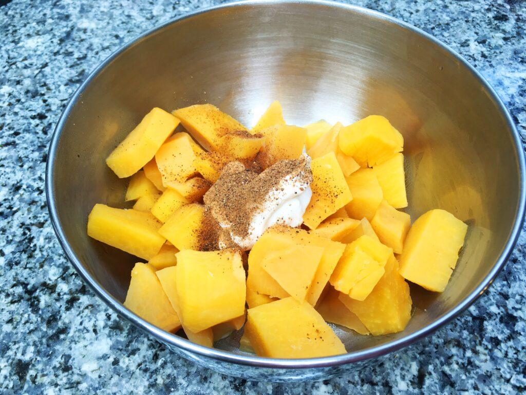 instant pot mashed rutabaga